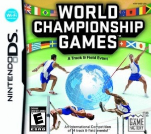 World Championship Games : A Track & Field Event sur DS