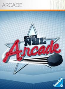 3 on 3 NHL Arcade sur 360