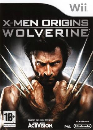 X-Men Origins : Wolverine sur Wii