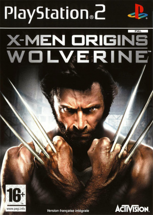 X-Men Origins : Wolverine sur PS2
