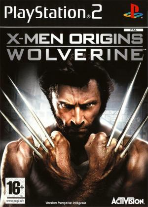 X-Men Origins : Wolverine sur PS2