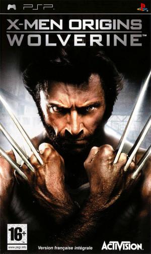 X-Men Origins : Wolverine sur PSP