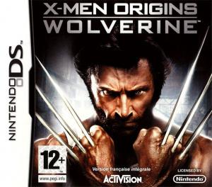X-Men Origins : Wolverine sur DS