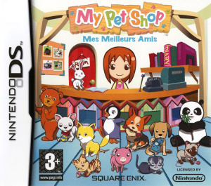My Pet Shop sur DS
