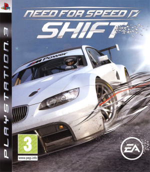 Need for Speed Shift sur PS3