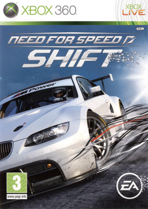 Need for Speed Shift sur 360