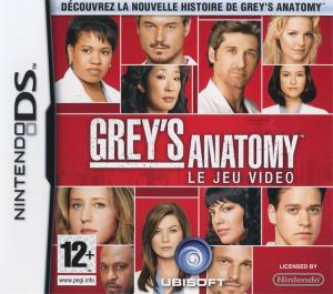 Grey's Anatomy : Le Jeu Vidéo sur DS