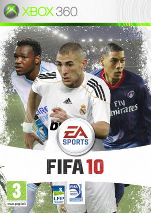FIFA 10 sur 360