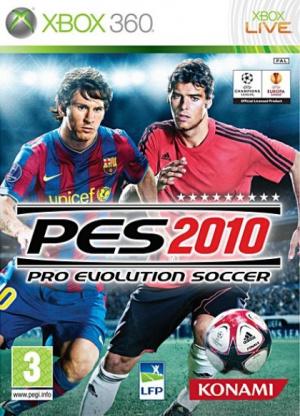 Pro Evolution Soccer 2010 sur 360