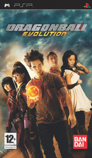 Dragon Ball : Evolution sur PSP