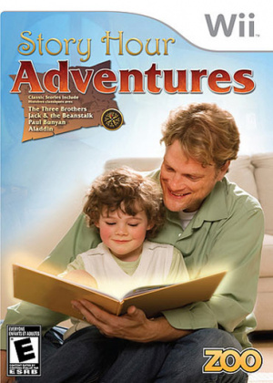 Story Hour : Adventures sur Wii