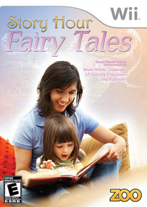 Story Hour : Fairy Tales sur Wii