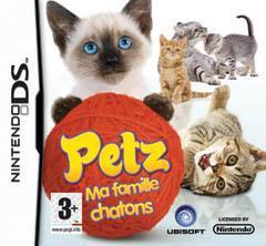Petz : Ma Famille Chatons sur DS