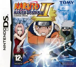 Naruto : Ninja Destiny II - European Version sur DS