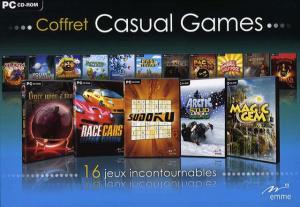 Coffret Casual Games - 16 jeux sur PC