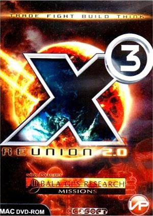 X3 - Réunion 2.0 sur Mac