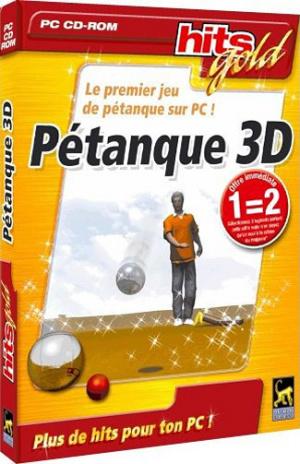 Pétanque 3D sur PC