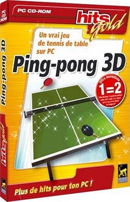 Ping Pong 3D sur PC