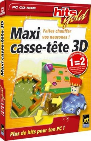 Maxi Casse-Tête 3D sur PC