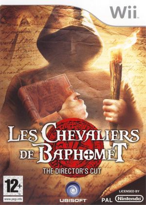 Les Chevaliers de Baphomet : The Director's Cut sur Wii