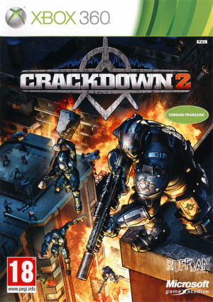 Crackdown 2 sur 360