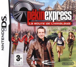 Pékin Express : La Route de l'Himalaya sur DS