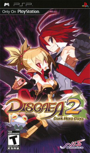 Disgaea 2 : Dark Hero Days sur PSP