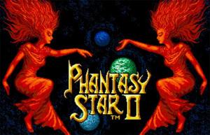 Phantasy Star II sur 360