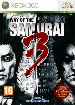 Way of the Samurai 3 sur 360