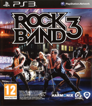 Rock Band 3 sur PS3