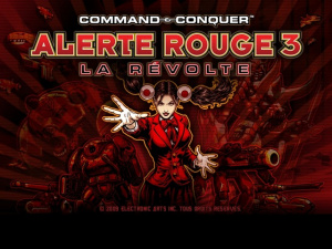 Command & Conquer : Alerte Rouge 3 :  La Révolte sur PC