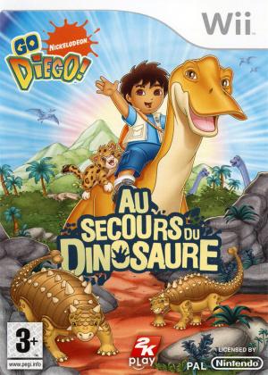 Go Diego ! Au Secours du Dinosaure sur Wii