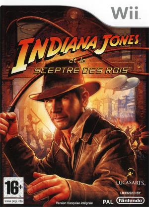Indiana Jones et le Sceptre des Rois sur Wii