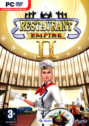 Restaurant Empire II sur PC
