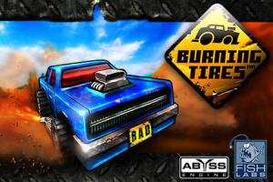 Burning Tires 3D sur iOS