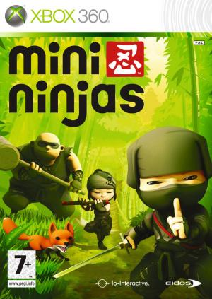 Mini Ninjas sur 360