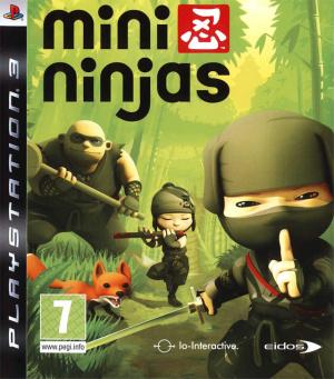 Mini Ninjas sur PS3