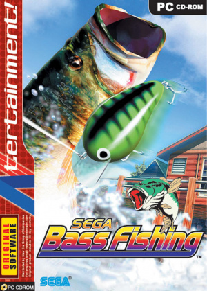 Sega Bass Fishing