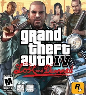 Grand Theft Auto IV : The Lost and Damned sur 360