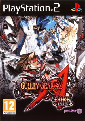 Guilty Gear XX Accent Core Plus sur PS2