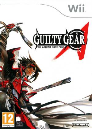 Guilty Gear XX Accent Core Plus sur Wii