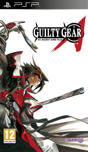 Guilty Gear XX Accent Core Plus sur PSP
