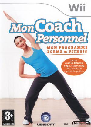 Mon Coach Personnel : Mon Programme Forme et Fitness sur Wii