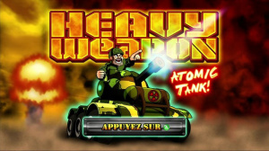 Heavy Weapon : Atomic Tank sur PS3