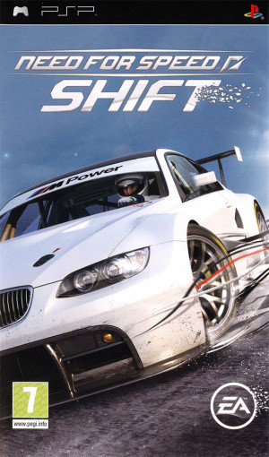Need for Speed Shift sur PSP