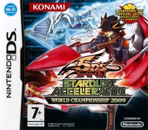 Yu-Gi-Oh! 5D's Stardust Accelerator World Championship Tournament 2009 sur DS