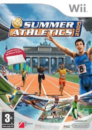 Summer Athletics 2009 sur Wii