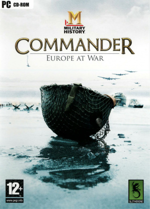 Military History : Commander : Europe at War (PC)