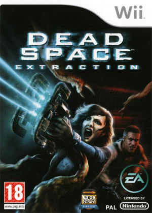 Dead Space Extraction sur Wii