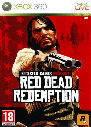 Red Dead Redemption sur 360